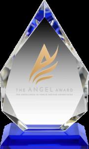 Angel Award trophy